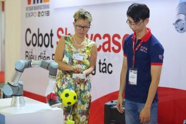 Robot hợp tác và tương lai của ngành tự động hóa Việt Nam