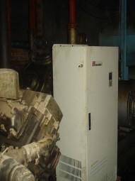 Biến tần EasyDrive 200Kw - Xưởng nước đá tinh khiết